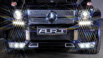 A.R.T. Tuning G streetline 65 wide body kit for 2013 Mercedes-Benz G-Class