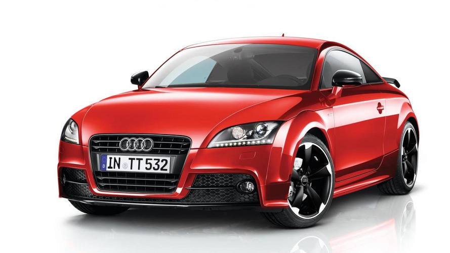 Audi TT Coupe and Roadster Amplified Black announced (UK)