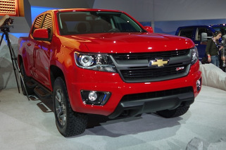 2015 Chevy Colorado is Ready to Tackle Tough Terrain