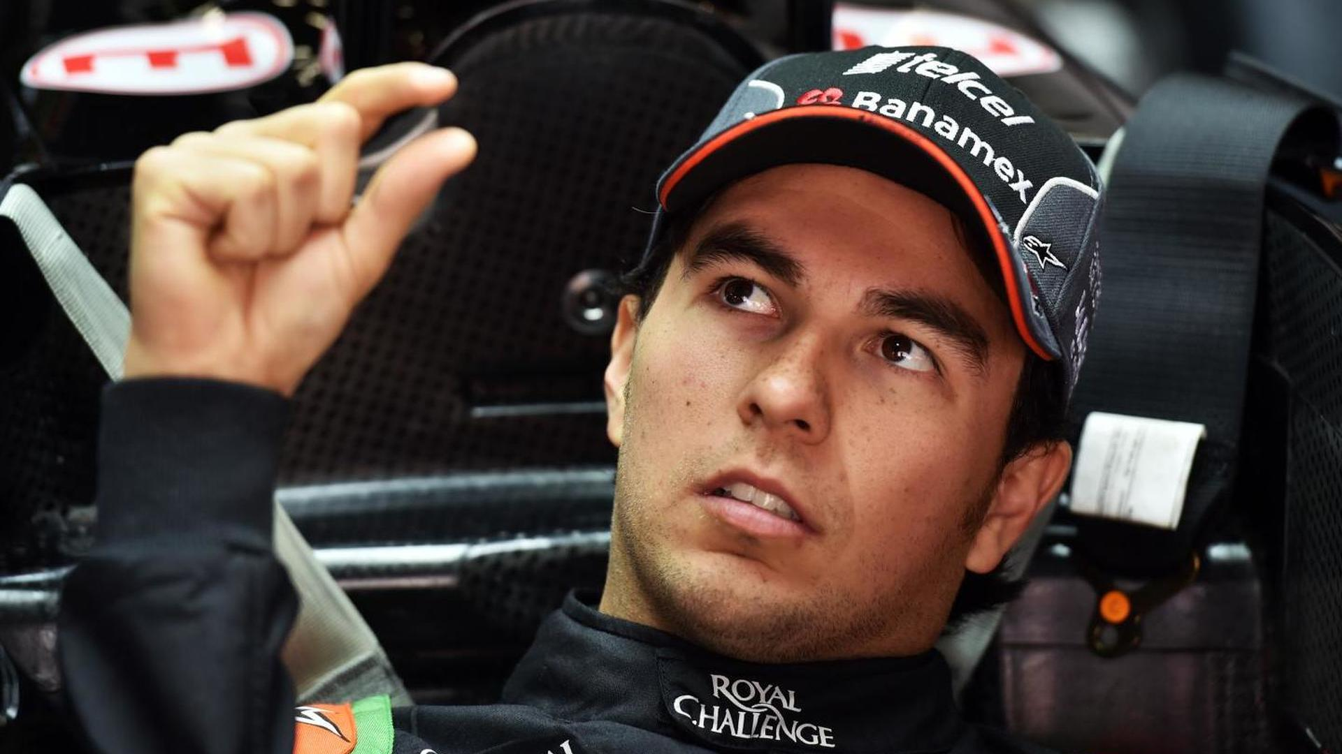 Frustrated Perez braced for 2015 'pain'