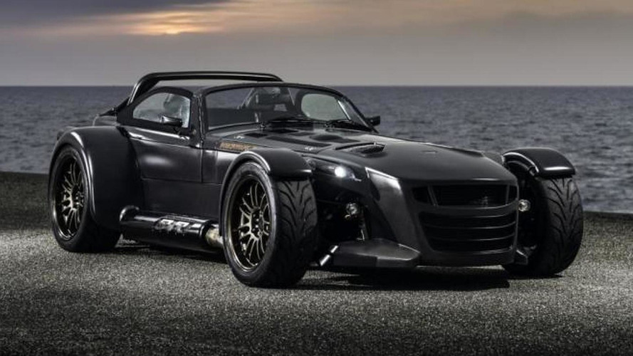 Donkervoort reveals D8 GTO Bare Naked Carbon Edition