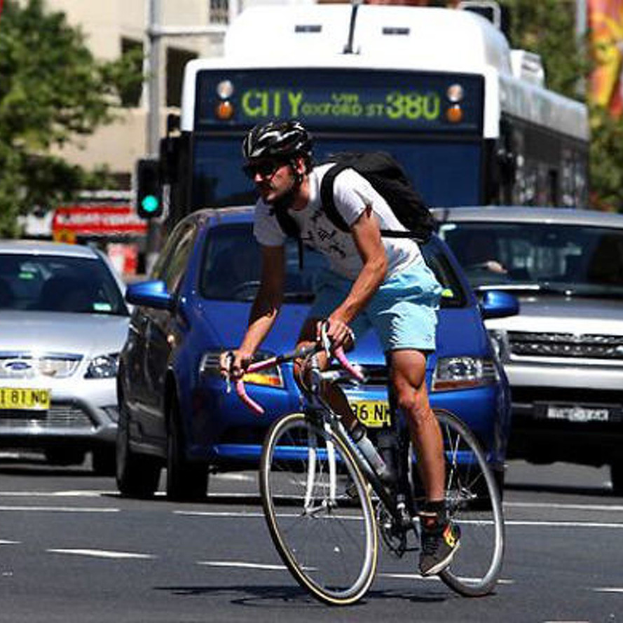 Bicyclists The Smug, Self-Righteous Bane of Drivers Everywhere