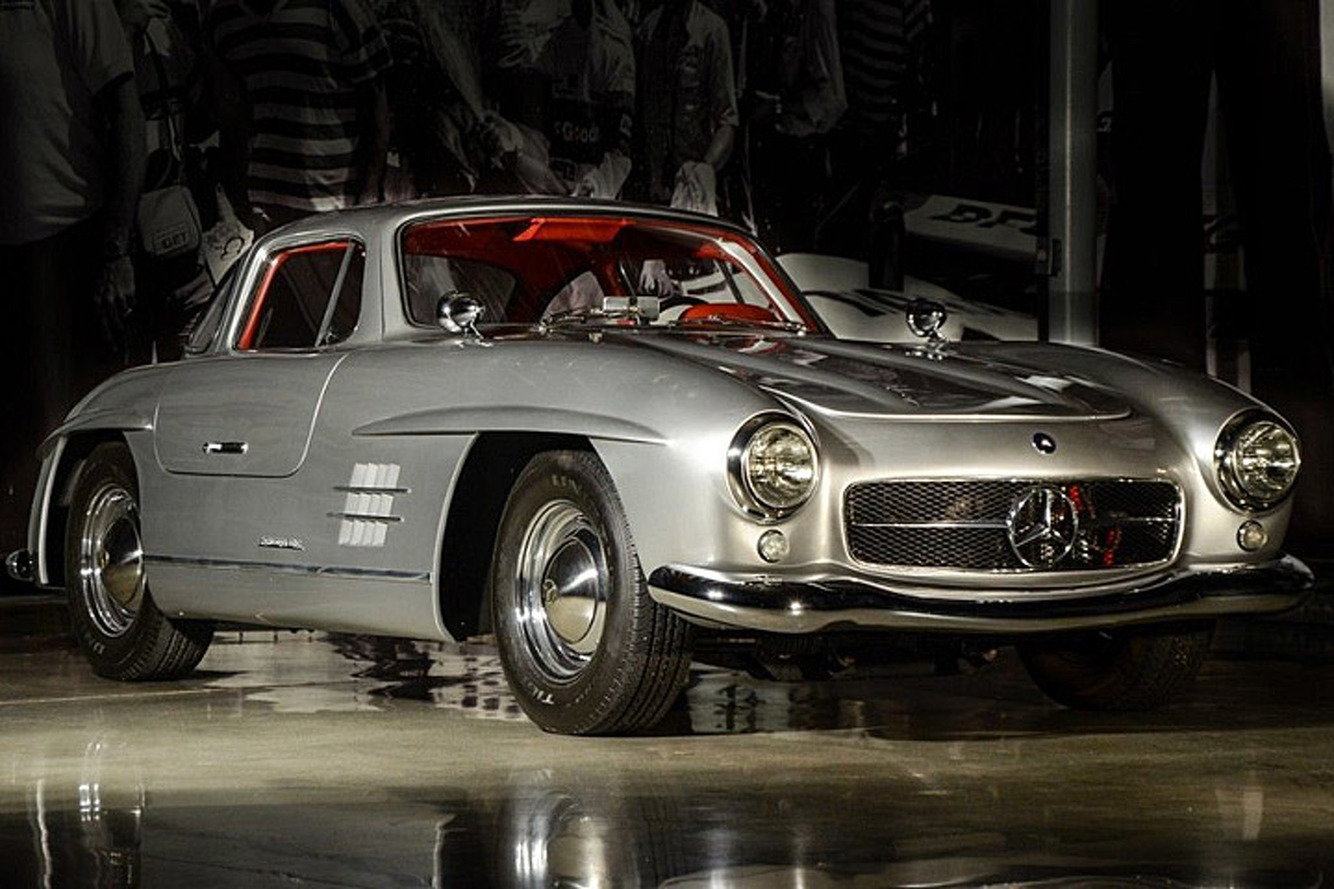 Don't Have a Spare $1 Million? Here's Your Mercedes Gullwing