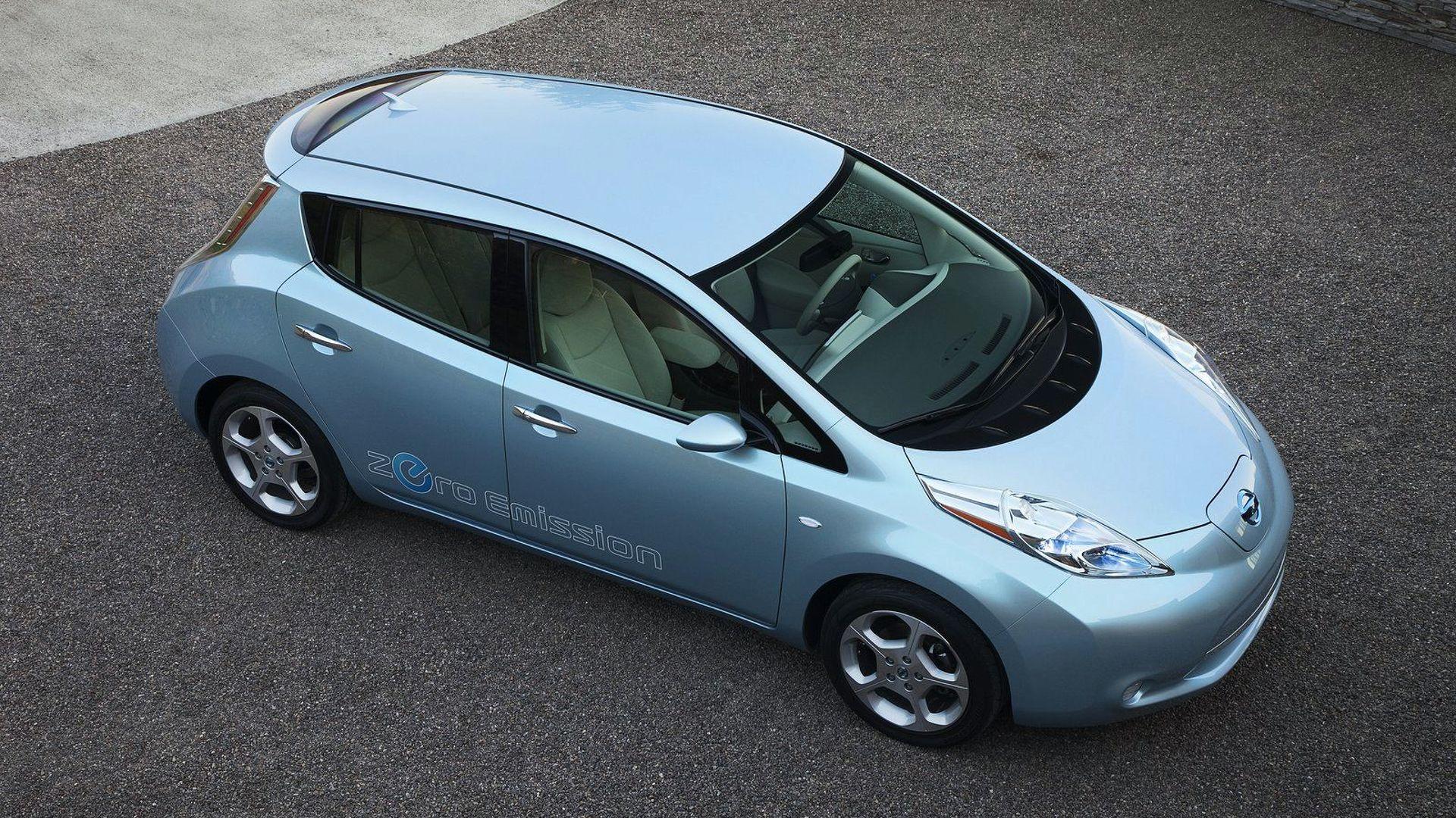 Infiniti rejects Nissan Leaf EV styling for own model range