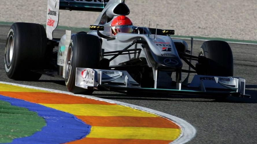Rosberg likes Merc car more than Schumacher - brother
