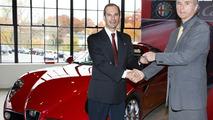 First Alfa 8C Competizione Hits U.S. Shores