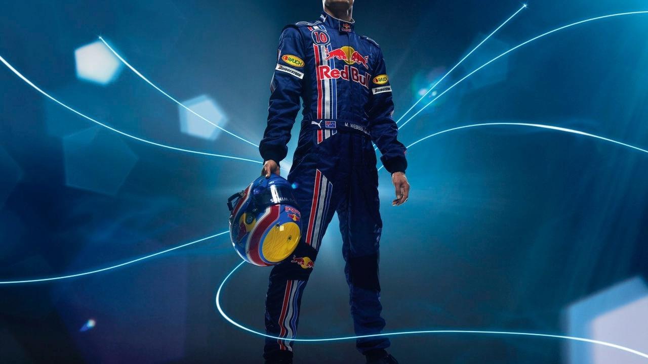 Mark Webber team Red Bull