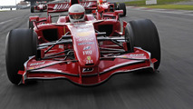 Ferrari F190 F1 race car