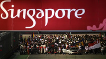 Singapore denies no time for F1 track preparation