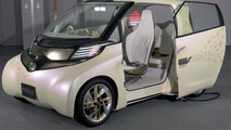 Toyota FT-EV II Electric Vehicle Revealed Ahead of Tokyo Debut