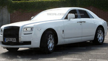 Rolls Royce planning further Ghost Variants, Private Unveiling set for Cannes