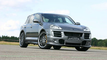 speedART TITAN DTR 310 based on Porshe Cayenne Diesel