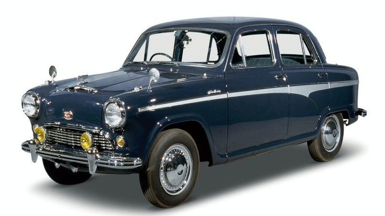 Nissan-Austin A50 Cambridge Saloon