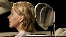 NECK-PRO: crash-responsive head restraint