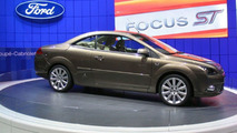 Ford Focus Coupe Cabriolet at Geneva