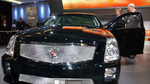 Cadillac STS-V at NAIAS 2005
