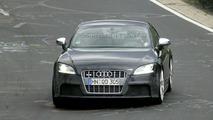 Audi TT-RS spy photo