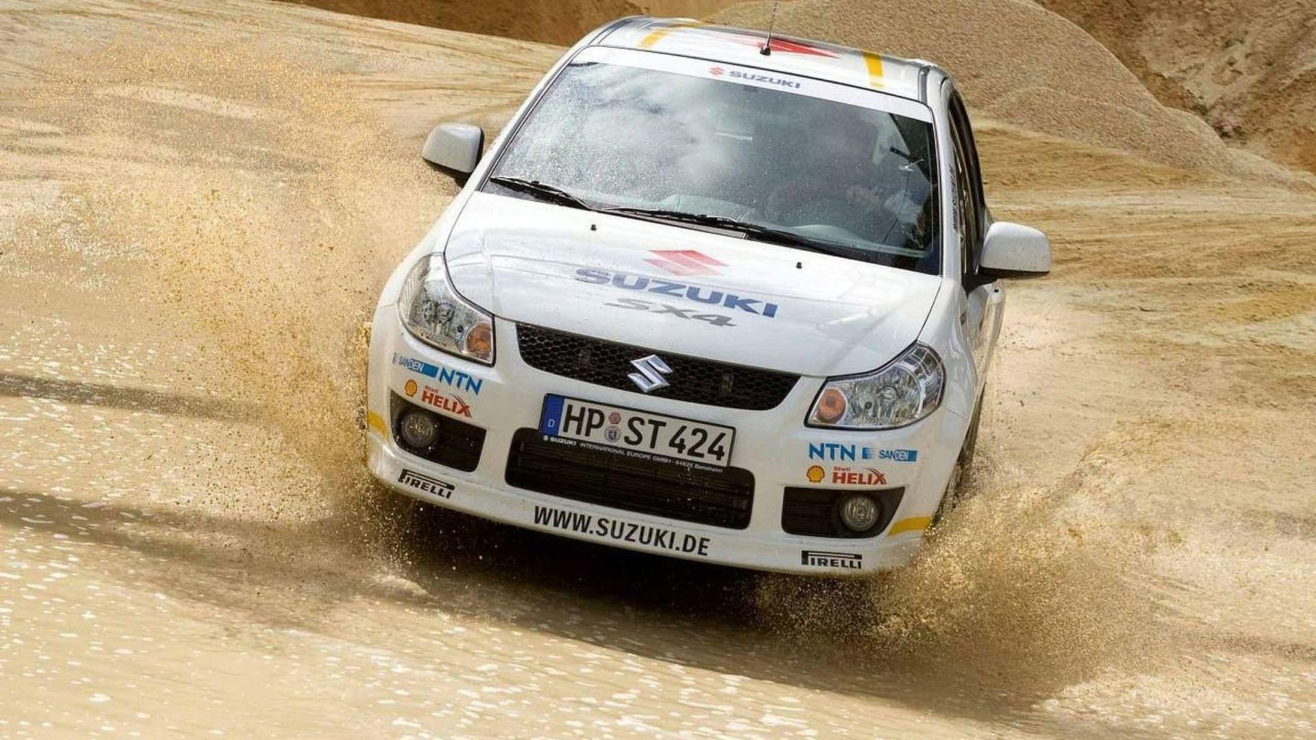 Suzuki SX4 WRC Special Edition (De)