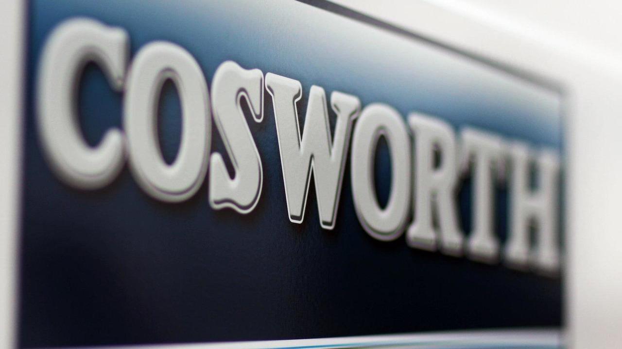 Cosworth logo 01.03.2013