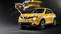 Nissan Juke facelift at 2014 Geneva Motor Show