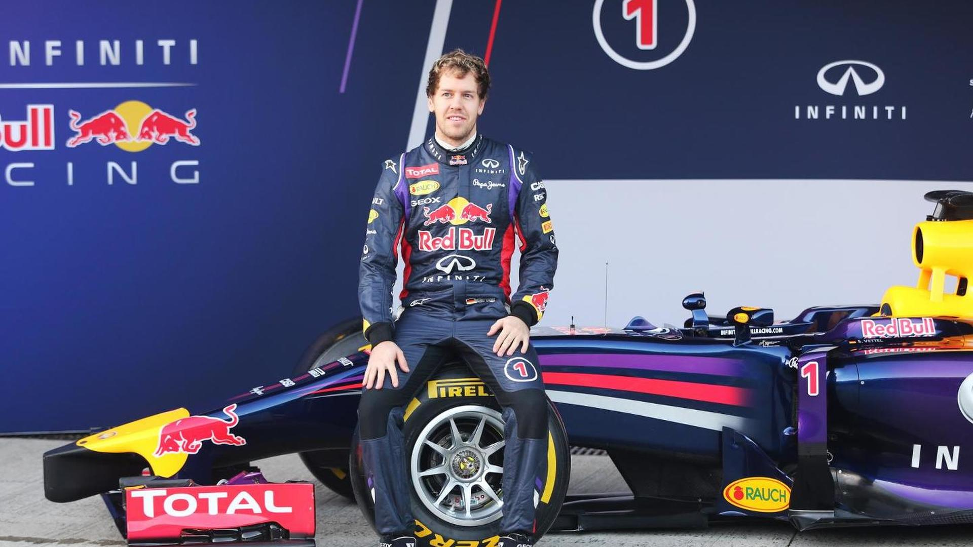 2014 cars 'perfect' for Vettel - Webber