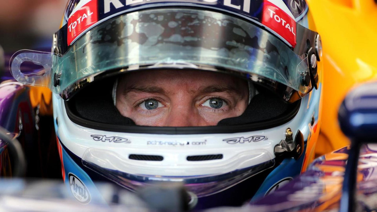 Sebastian Vettel (GER), 15.03.2014, Australian Grand Prix, Albert Park, Melbourne, Qualifying Day / XPB