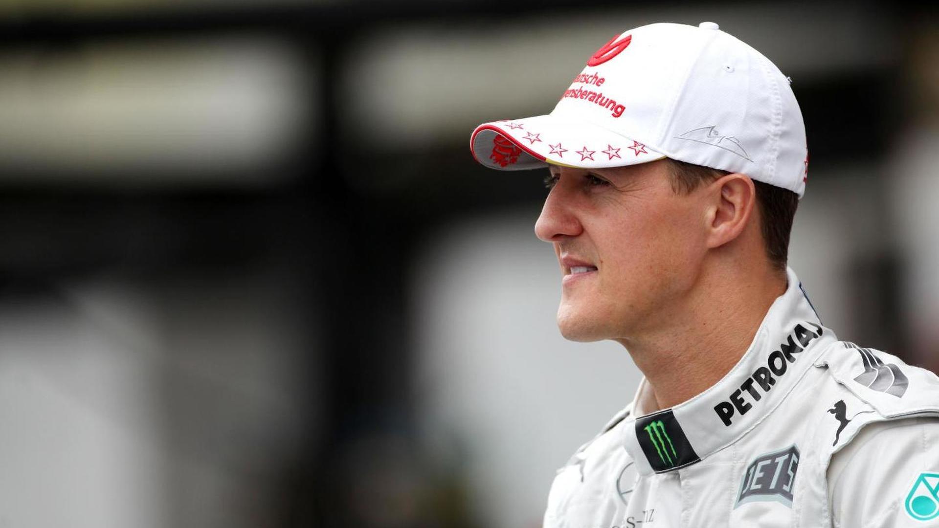 Zanardi looks forward to Schumacher recovery