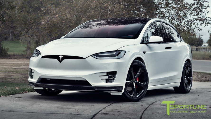 Tesla Model X With Bentley Interior Wants $180K On eBay