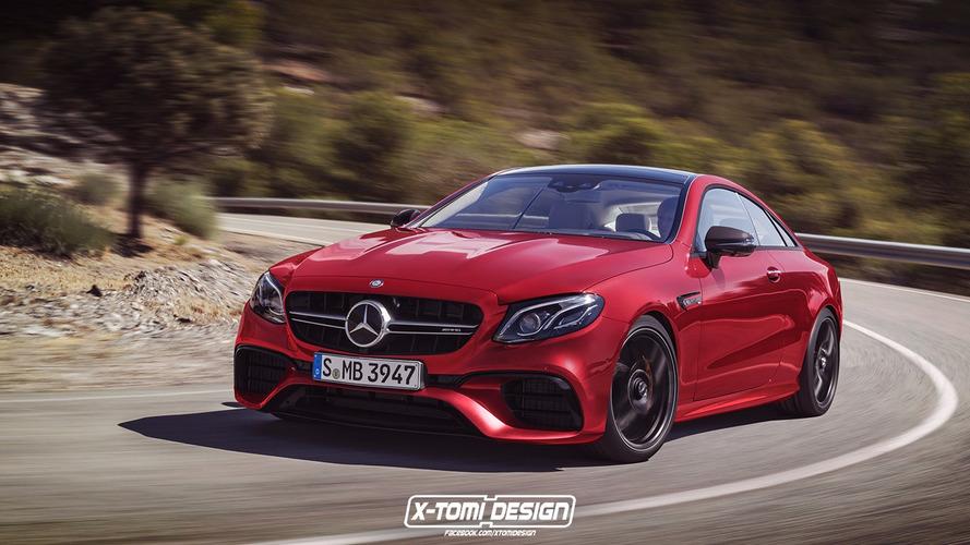 Mercedes E63 AMG Coupé - Et si elle ressemblait à ça ?