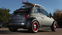 Fiat 500 Beach Cruiser 12.10.2012