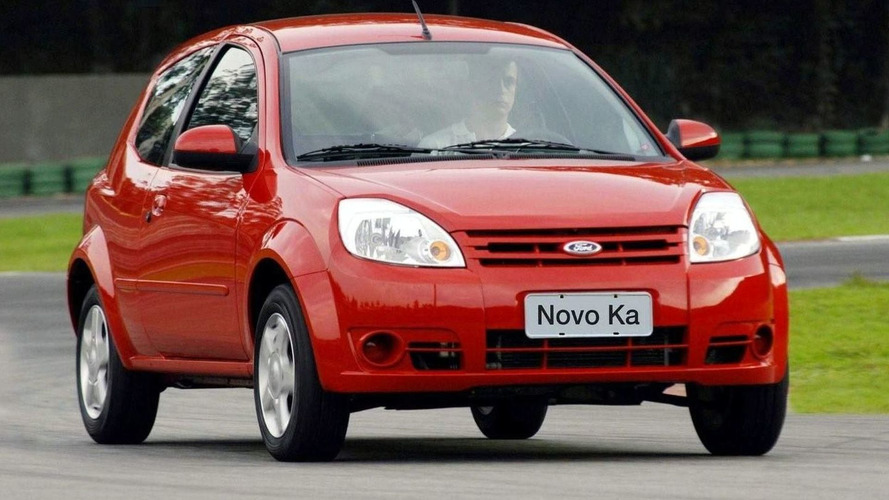 New Brazilian Ford Ka Available in February