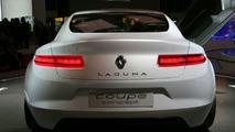 New Renault Laguna Coupe Concept