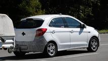 2016 Ford Ka (Euro-spec) spy photo