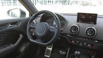 Audi RS3 Sportback with carbon fiber wheels