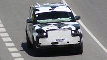 2013 Range Rover latest spy photos