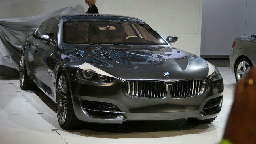 BMW M3 Convertible & CS Concept Make North American Debuts