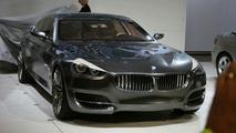 BMW M3 Convertible & CS Concept Make North American Debuts