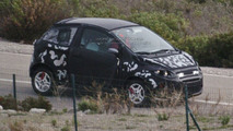 New Ford Ka Most Revealing Spy Photos Yet