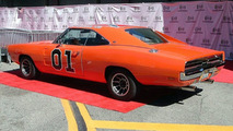 This General Lee Charger was hand-built by Bo Duke himself