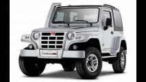 Troller comemora a marca de 10 mil unidades vendidas do jipe T4