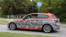 2015 / 2016 BMW 1-Series facelift