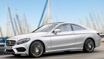 Mercedes-Benz C-Class Coupe allegedly going up for order in September