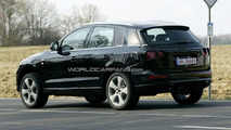 Audi Q5 Final Testing Spy Photos