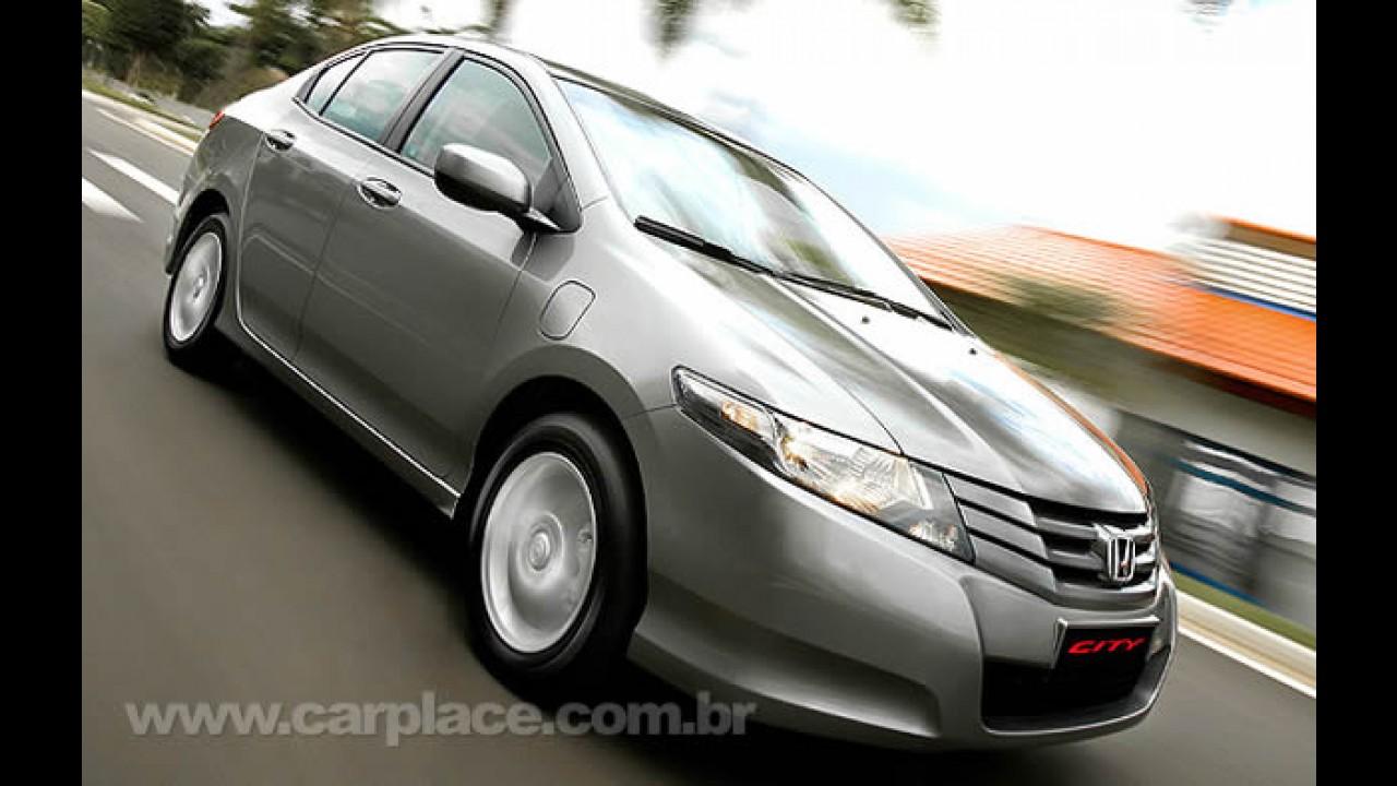 Honda City brasileiro é lançado na Argentina por R$ 34.800