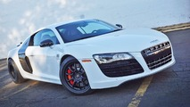 Audi R8 biturbo conversion