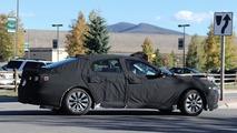 2018 Honda Accord Spy Pictures