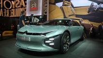Citroën CXperience : Le nouveau concept-car aux chevrons dans notre objectif