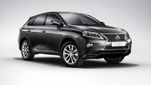 2016 Lexus RX slated for a Detroit debut