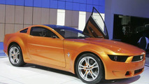 SPY PHOTOS: New 2009 Ford Mustang