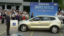 Chevy Sequel Drives Into History Books